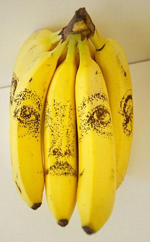 Carbonio datazione banana