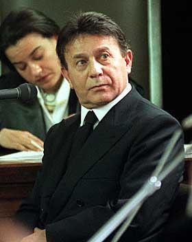 Flavio Carboni, un ponte di intrighi lungo 30 anni